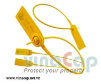 Seal dây rút tròn khóa kim loại