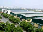 Xây dựng khu công nghiệp