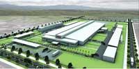 Xây dựng nhà máy công nghiệp