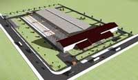 Xây dựng nhà máy