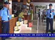 Dịch vụ bảo vệ siêu thị