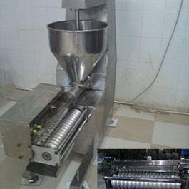 Máy tạo viên bánh