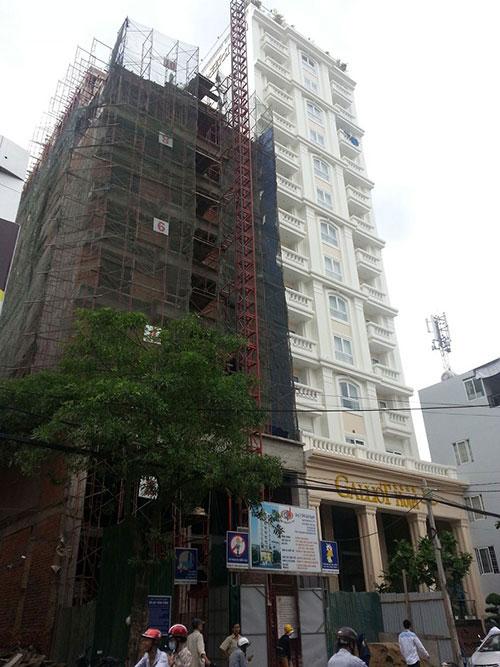 Khách sạn 61 Nguyễn Thiện Thuật