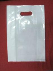 Túi nilon PE trắng