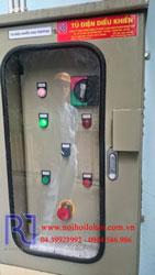 Tủ điện điều khiển nồi hơi