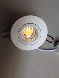 led downlight cob 7w - epistar