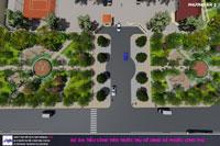 Tiểu công viên xã Phước Long Thọ
