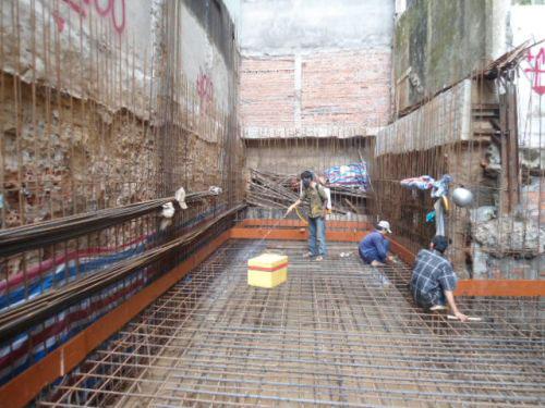 Phòng mối tại công trình