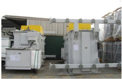 Packing inspection for transformer