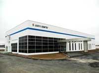 Nhà máy  Sanyu - Seimitsu - Cẩm Giang - Hải Phòng