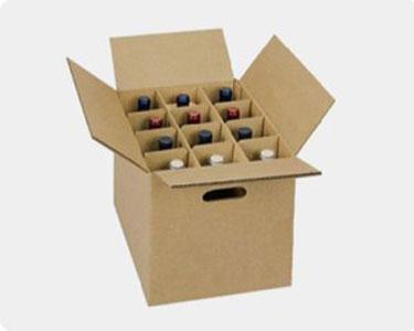 Bao bì carton đựng rượu