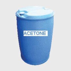 Acetone - CH3COCH3