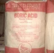 Acid Boric- H3BO3