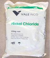 Nikel chloride - NiCl2