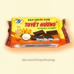 Kẹo chuối Tuyết Hương