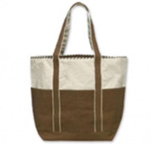 Túi vải không dệt đáy dán lục giác