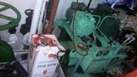 Sửa chữa máy nén cho tàu