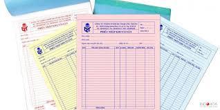 In hóa đơn phiếu thu chi