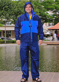 Áo mưa bộ vải Paderdure