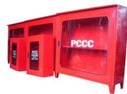 sản xuất tủ chữa cháy theo yêu cầu