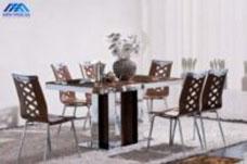 Thiết kế nội thất bàn ăn ghế