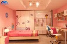 Thiết kế nội thất phòng em bé