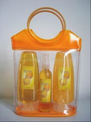 Bao bì PVC đựng mỹ phẩm