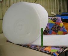 Gòn tấm cuộn
