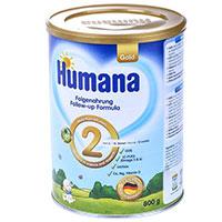 Sữa Humana Gold 2 800gram