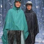 áo mưa choàng 2 đầu siêu bền