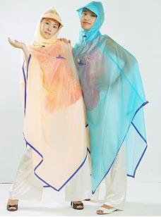 áo mưa viền mỏng siêu bền