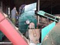 Chế tạo máy nghiền gỗ