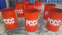 Thùng phuy sắt PCCC