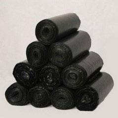 Túi cuộn đen