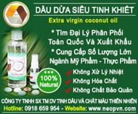Dầu Dừa Thiên Nhiên