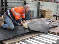 Bảo dưỡng sửa chữa băng tải