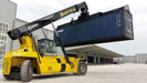 Cho thuê xe nâng Container
