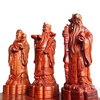 Gia công tượng gỗ