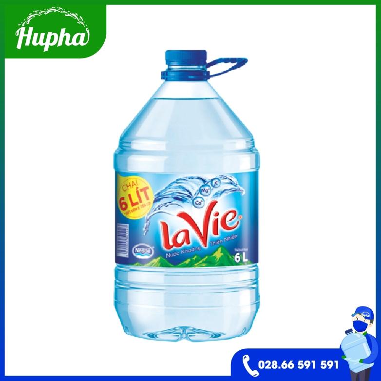 Nước Lavie 5l