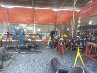 Gia công chế tạo và lắp đặt
