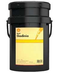 Dầu nhớt hàng hải Shell Gadinia
