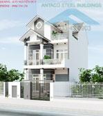 Thiết kế và thi công nhà ở dân dụng