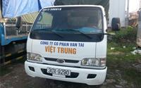 Cho thuê xe tải 125 tấn