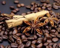 Cà phê quế hồi