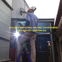 Dịch vụ sửa chữa nhà xưởng