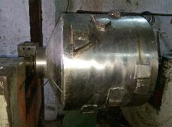 Cân bằng động Rotor Nghiền Bột Giấy