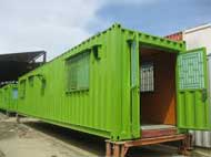 Container văn phòng 40feet
