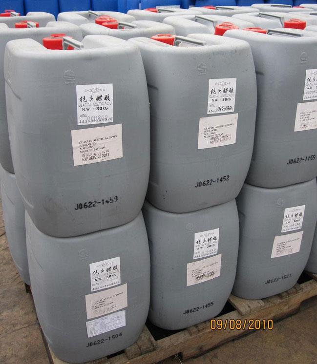 Hóa chất dệt nhuộm Acid axetic