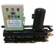 Cụm máy Chiller giải nhiệt nước