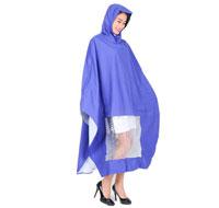 áo mưa đèn kính